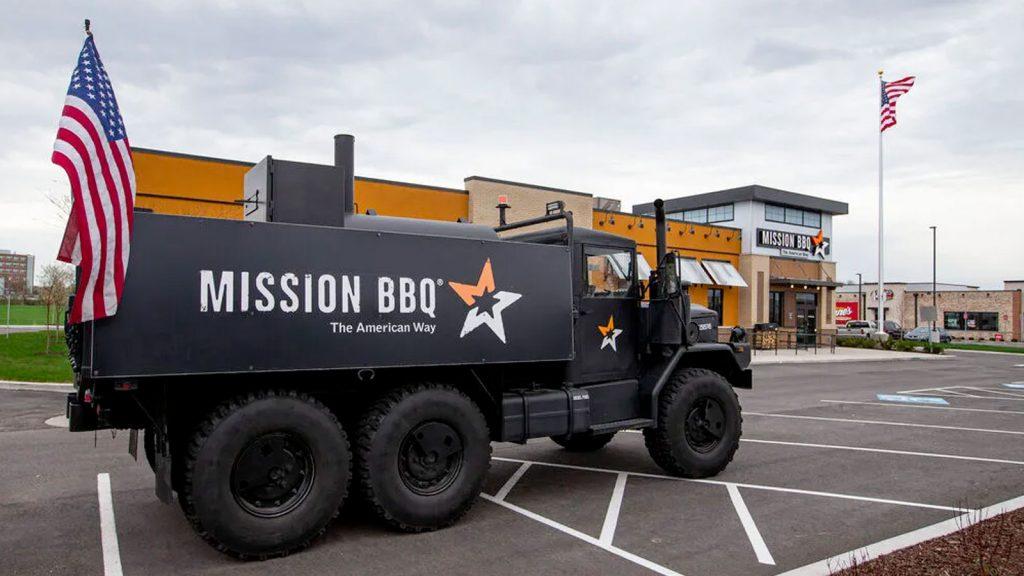 Mission BBQ Bill Kraus